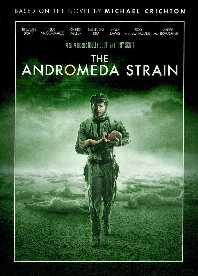 a plot overview of the movie andromeda strain 01012015 overview - after a satellite  to get the plot rolling,  'the andromeda strain' will expand to general retail on july 14th.