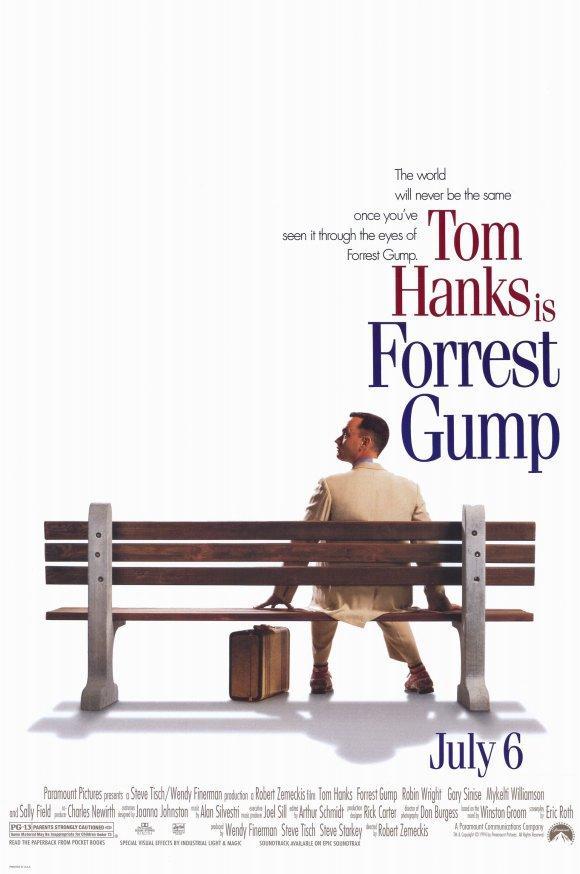 Forrest Gump(1994) Poster