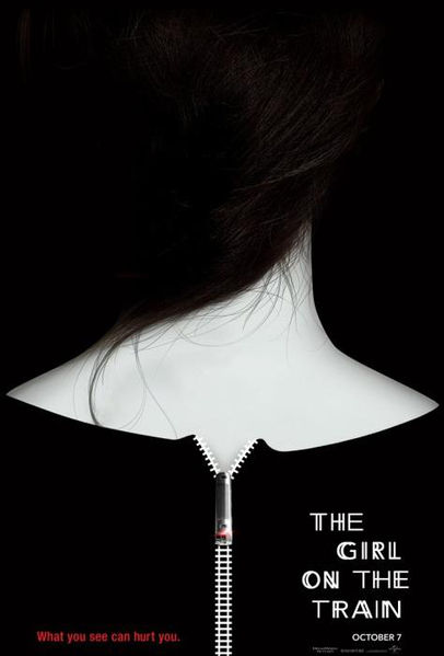 The Girl on the Train(2016) Poster