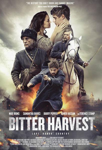 Bitter Harvest Poster