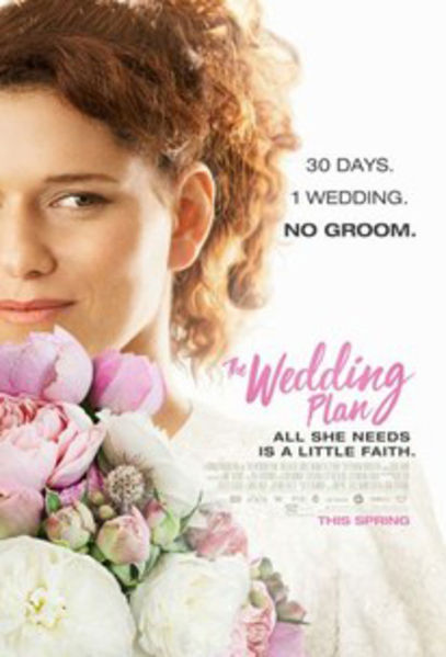 The Wedding Plan Poster