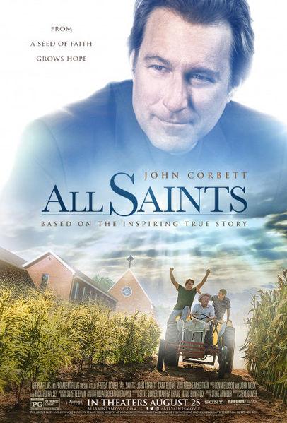 All Saints Poster