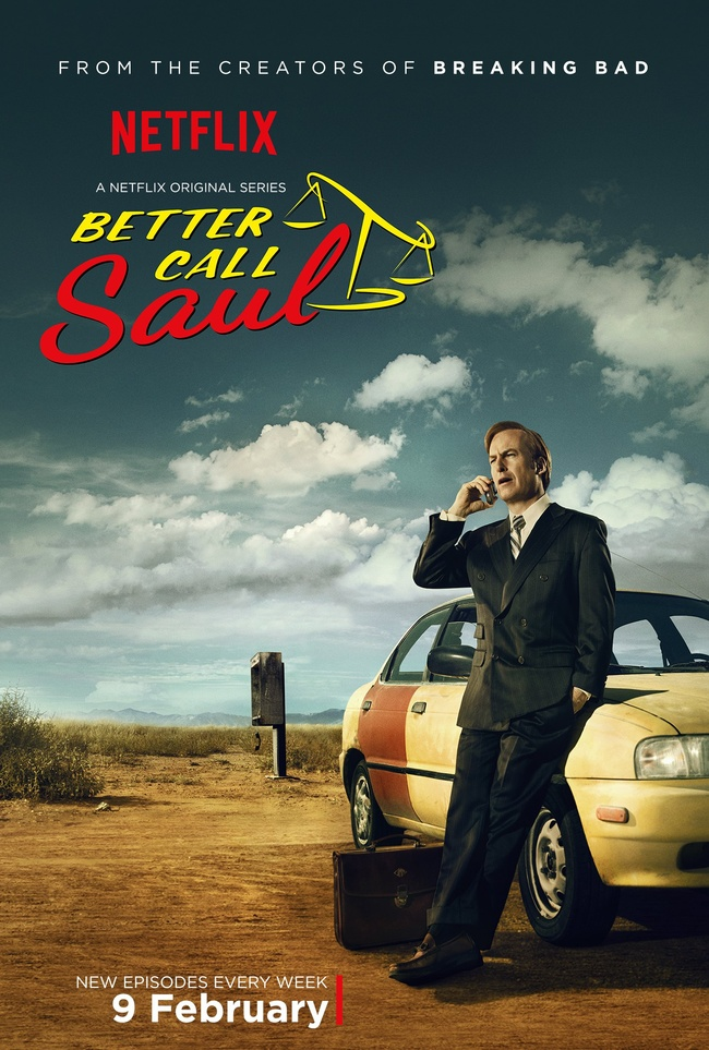 Better Call Saul Season 1 Poster
