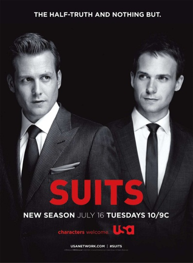 Suits Season 3 Poster