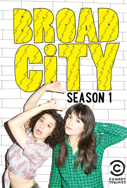 Broad City Season 1 Poster