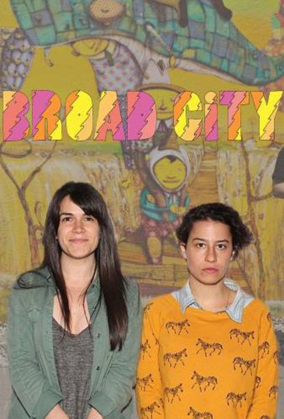 Broad City Season 3 Poster