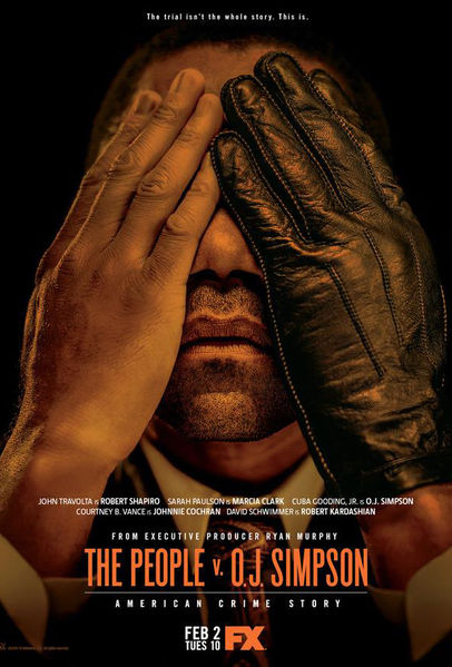 American Crime Story Poster