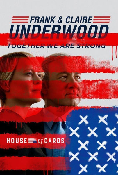 House of Cards Season 5 Poster