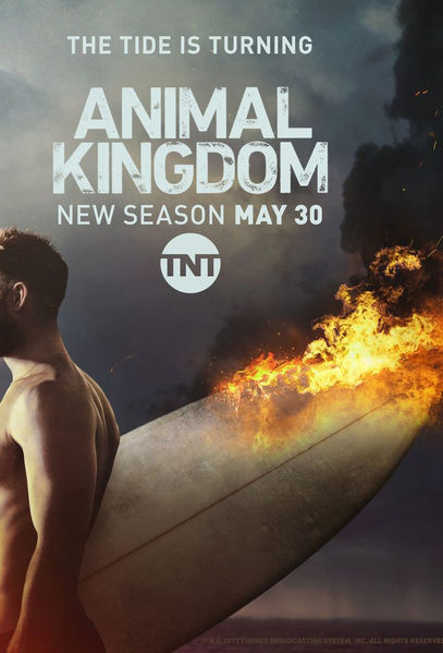 Animal Kingdom Season 2 Poster