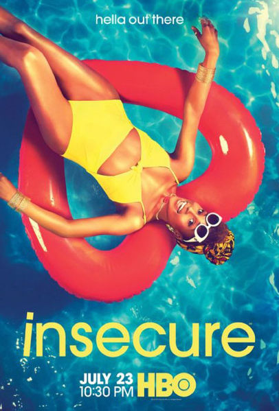 Insecure Season 2 Poster