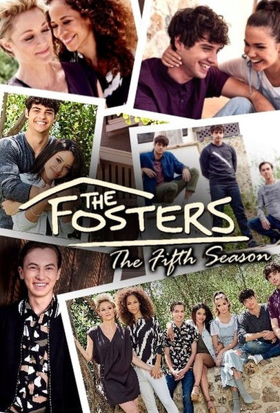 The Fosters Season 5 Poster