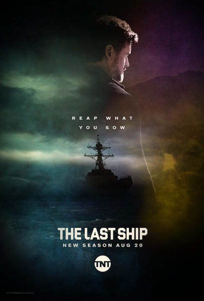 The Last Ship Season 4 Poster