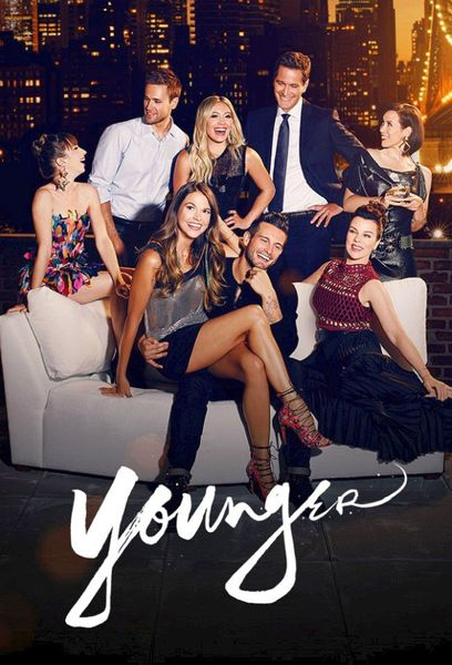 Younger Season 5 Poster
