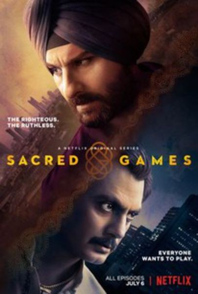 Sacred Games Poster