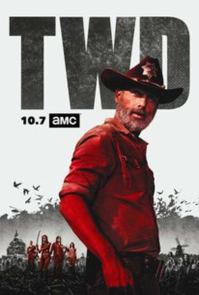 The Walking Dead Season 9 Poster