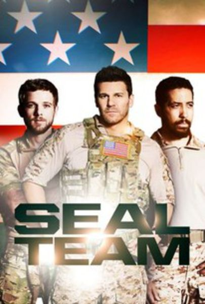 SEAL Team Season 1 Poster