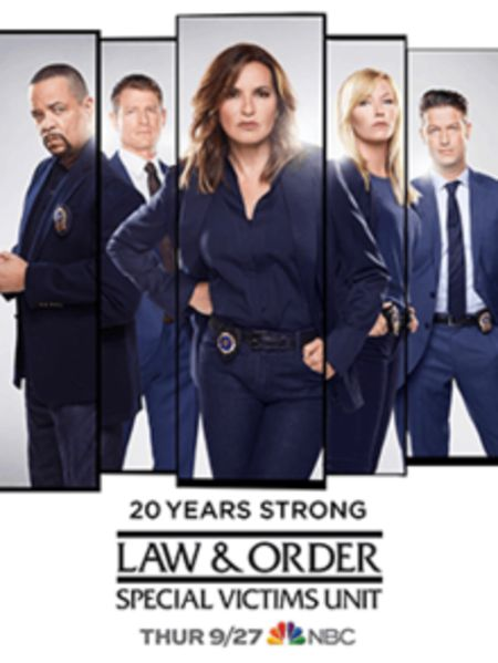 Law & Order: Special Victims Unit Season 20 Poster