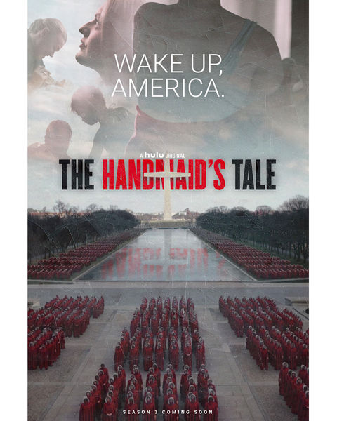 The Handmaid's Tale Season 3 Poster