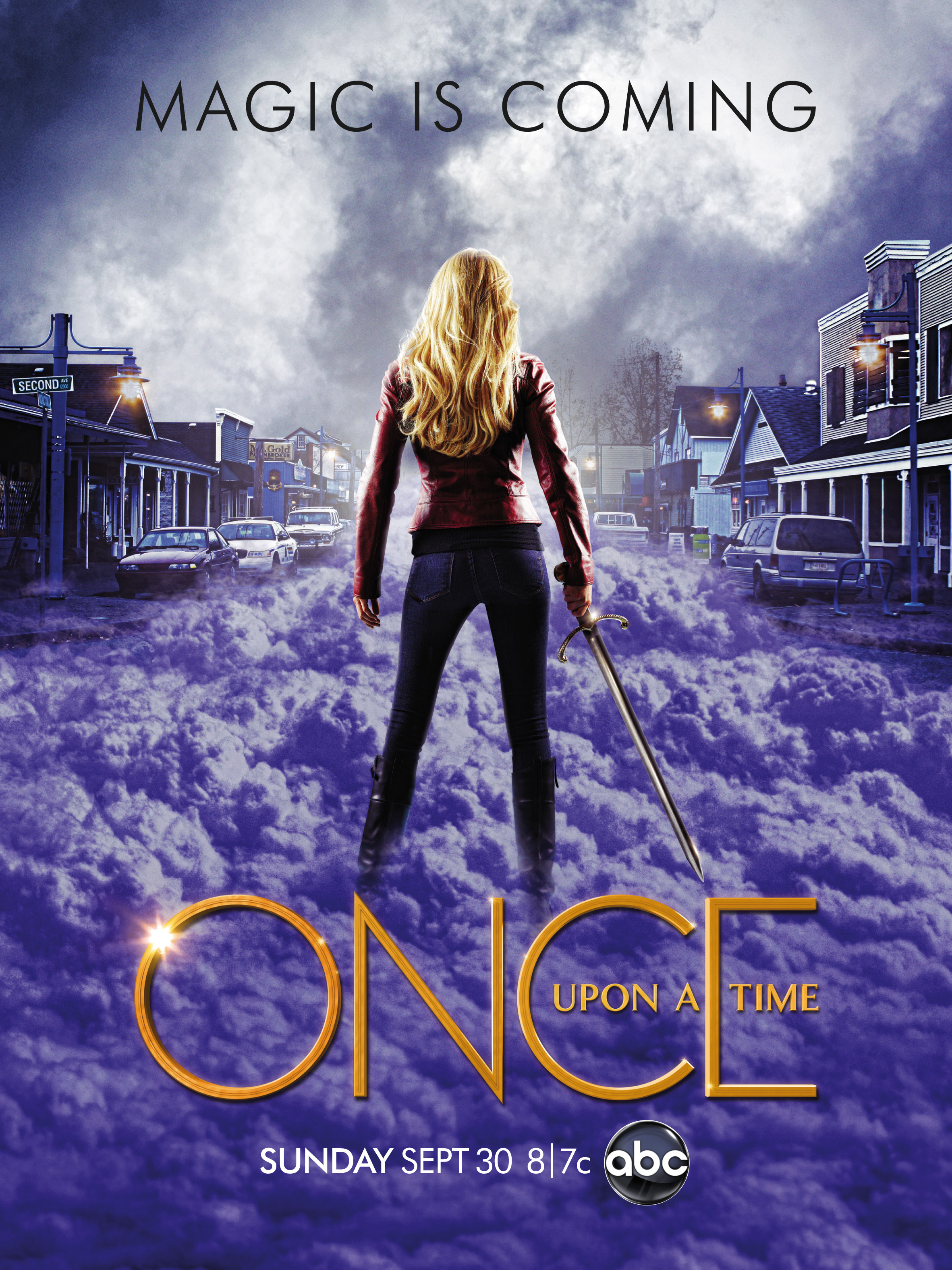 Once Upon A Time – Es War Einmal …