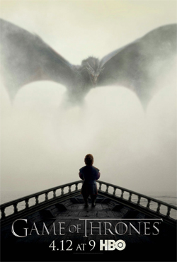 Game of Thrones Season 5 Poster